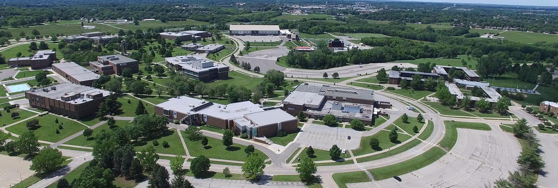 Missouri Western Campus