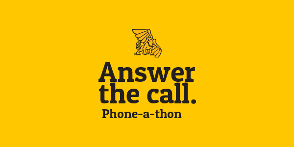 Phon-a-thon logo
