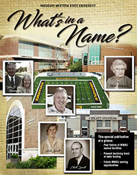 What's in a Name Magazine Cover